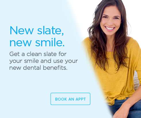 Simi Valley Smiles Dentistry - New Year, New Dental Benefits