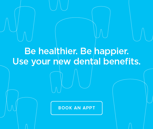 Be Heathier, Be Happier. Use your new dental benefits. - Simi Valley Smiles Dentistry