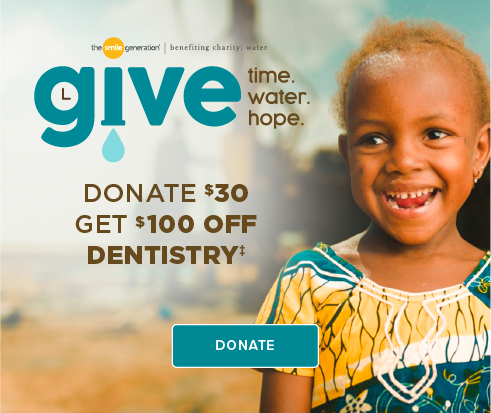 Donate $30, Get $100 Off Dentistry - Simi Valley Smiles Dentistry
